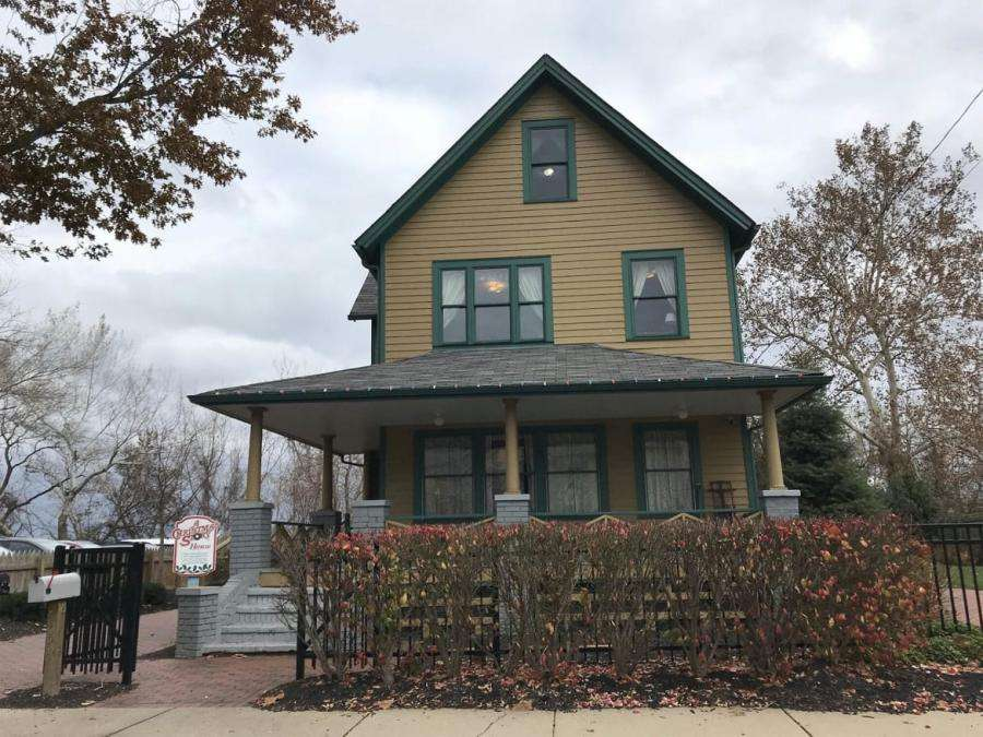 Live Your Own Christmas Story With a Trip to Ralphie's House